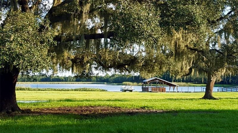 500 Acre Ranch With 4 Lakes Near Disney World Davenport